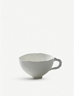 SERAX: Usual Ear porcelain coffee cup 11cm