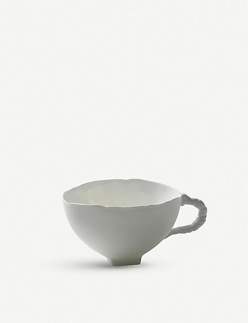 SERAX Usual Ear porcelain coffee cup 11cm
