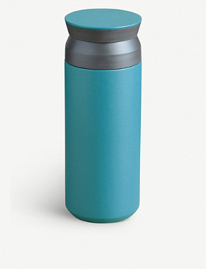 KINTO Stainless steel thermos travel tumbler 350ml