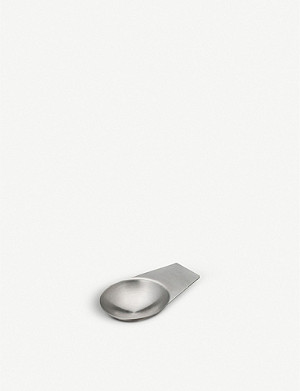 KINTO LT stainless steel tea scoop
