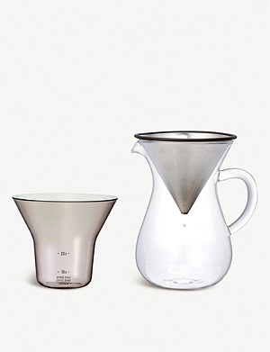 KINTO Slow Coffee Style 02 carafe set 300ml
