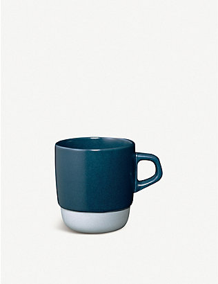 KINTO: SCS porcelain stacking mug