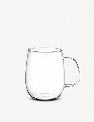 KINTO Unitea large glass mug 510ml