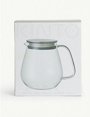 KINTO: Unitea one touch teapot 720ml