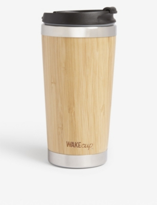 WAKECUP Bamboo reusable coffee cup 420ml