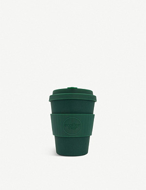 ECOFFEE CUP Reusable silicone coffee cup 340ml