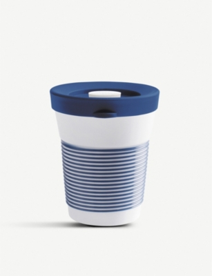 KAHLA Magic Grip porcelain travel cup 0.35l