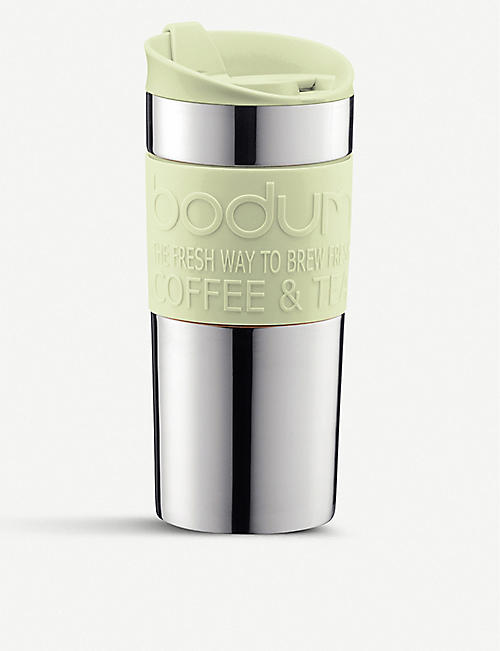 BODUM Vacuum travel mug, ss green:no colour:no
