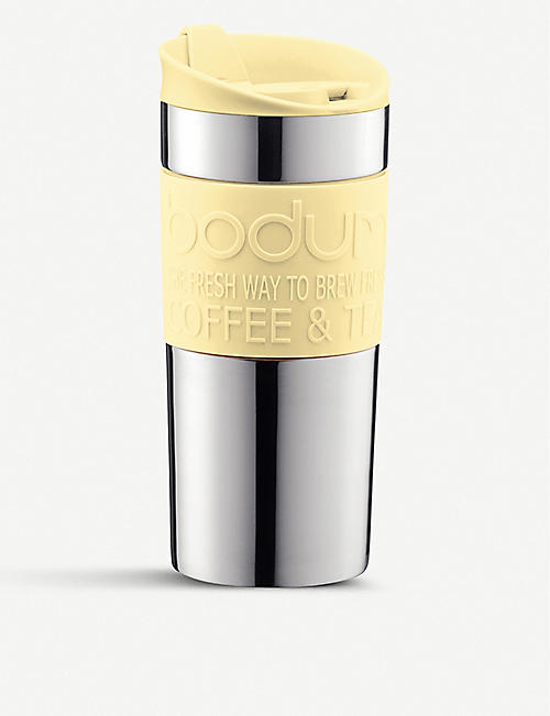 BODUM Vacuum travel mug, ss yellow:no colour:n