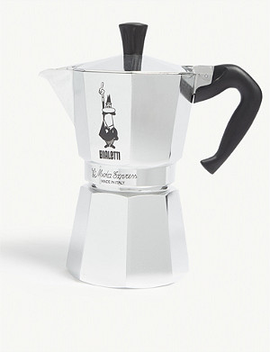 BIALETTI Moka Express six cup coffee pot 420ml