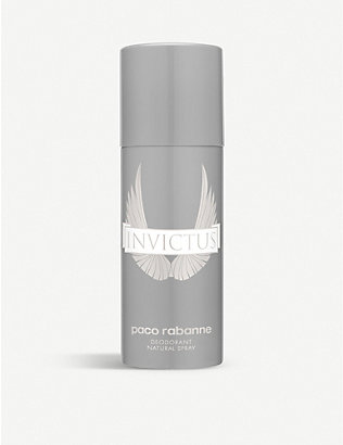 PACO RABANNE: Invictus deodorant spray 150ml