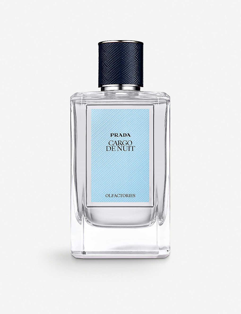 5207fc65bee PRADA - Olfactories Cargo de Nuit eau de parfum 100ml