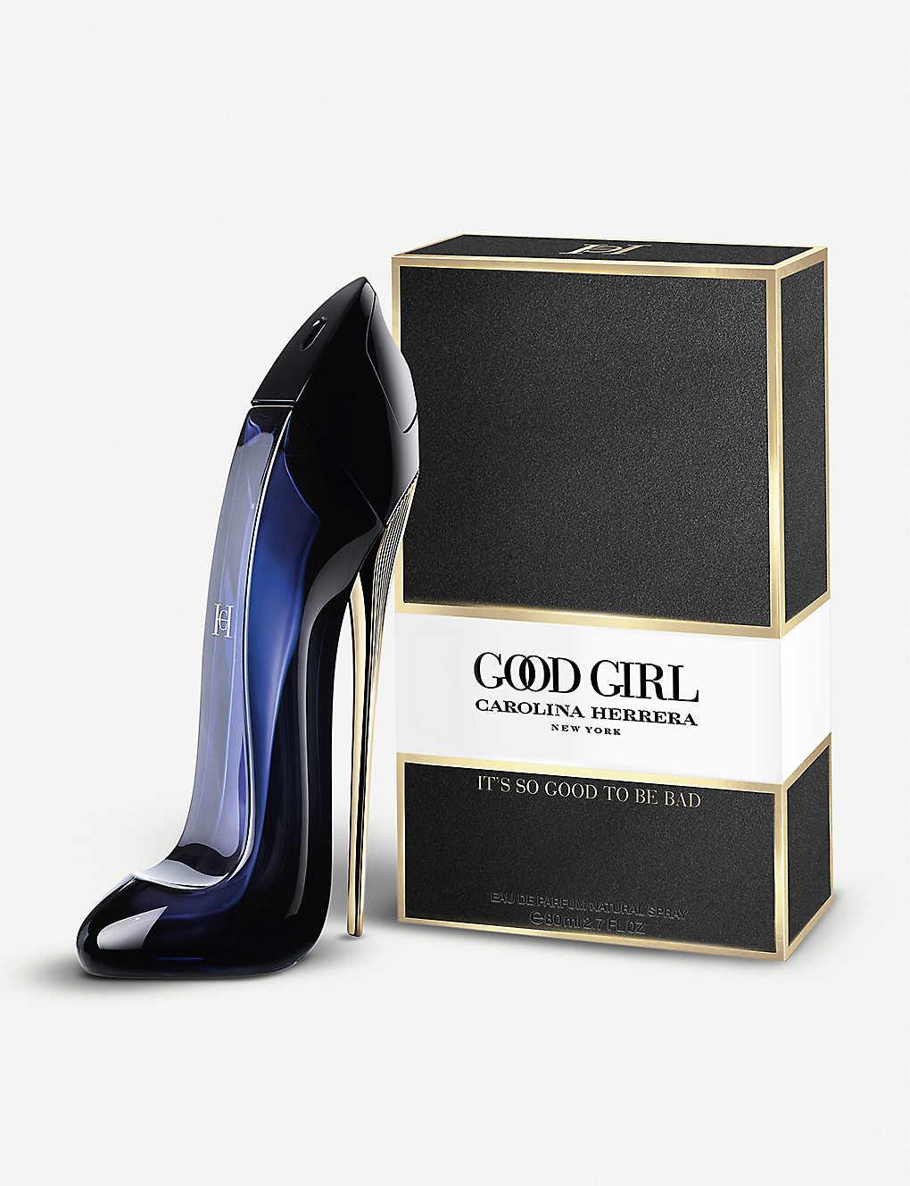 Carolina Herrera Good Girl Eau De Parfum 5080ml Selfridgescom