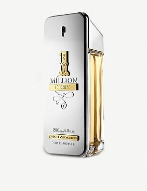 PACO RABANNE 1 Million Lucky eau de toilette 200ml
