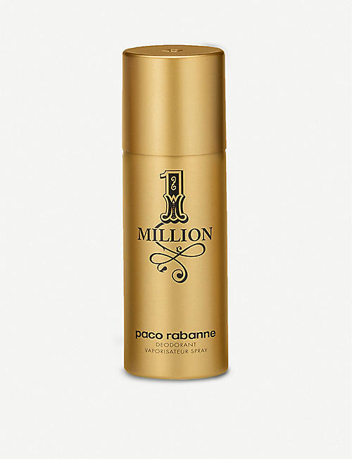 PACO RABANNE: 1 million deodorant spray 150ml