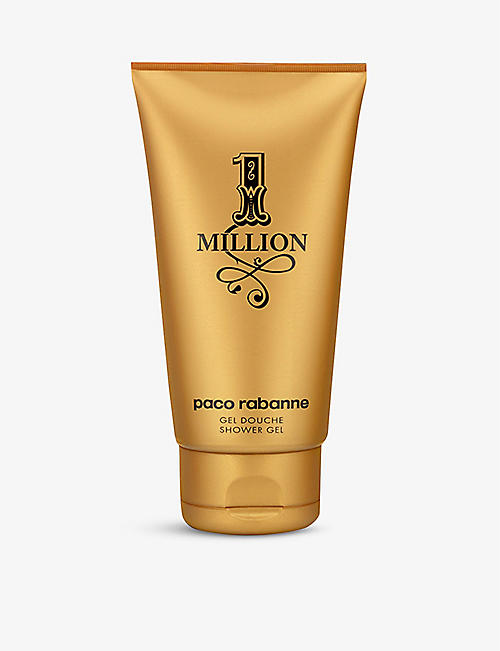 PACO RABANNE: 1 million shower gel 150ml