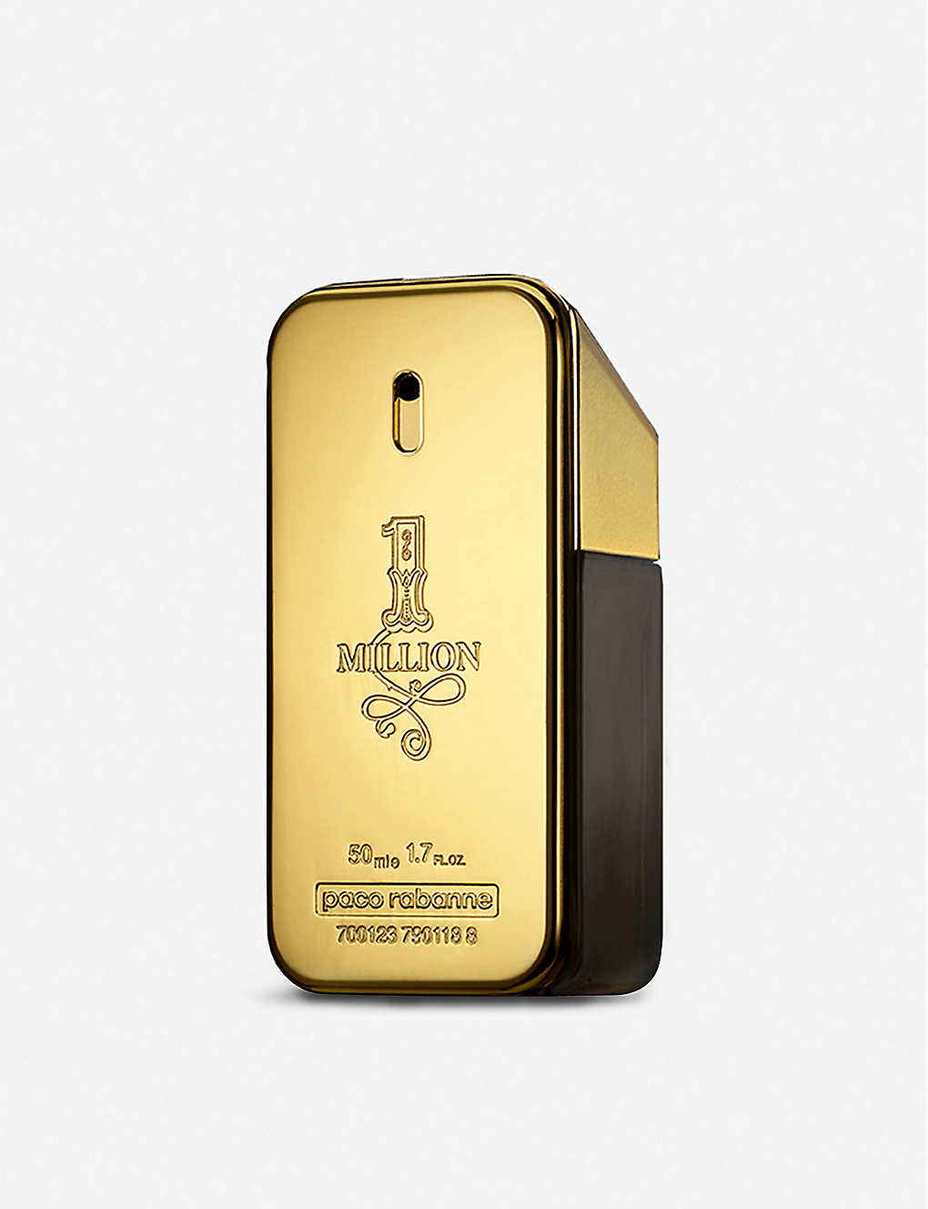 PACO RABANNE: 1 million eau de toilette 50ml