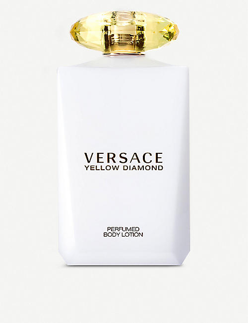 VERSACE: Yellow Diamond body lotion 200ml