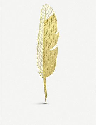 TOM DIXON: Tool the Bookwarm Quill bookmark