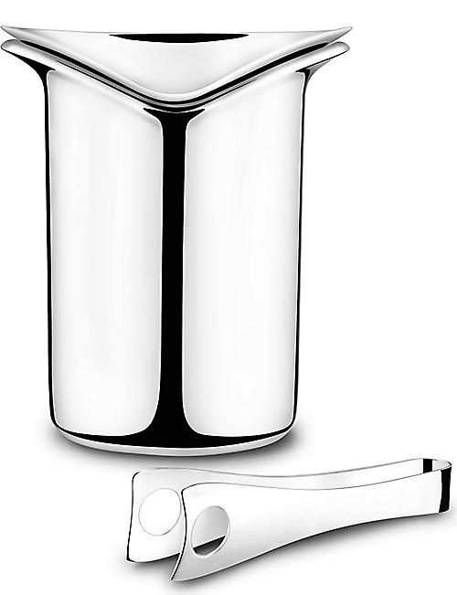 GEORG JENSEN: Wine ice bucket