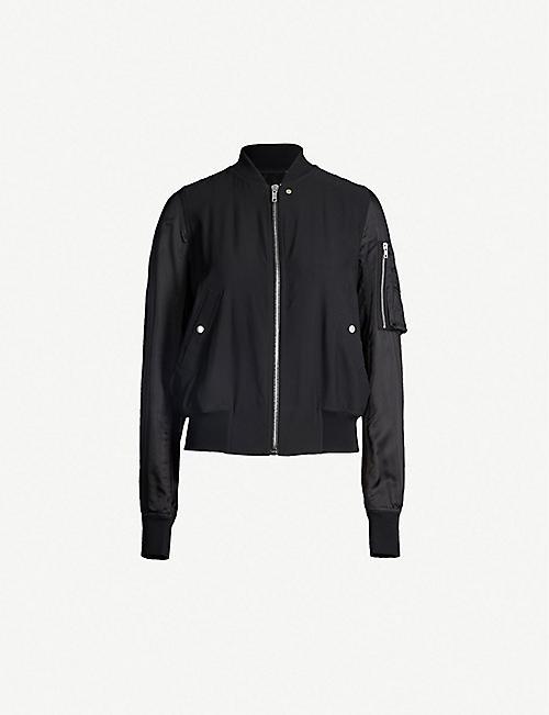 96ce5ecca Bomber jackets - Jackets - Coats   jackets - Clothing - Womens ...