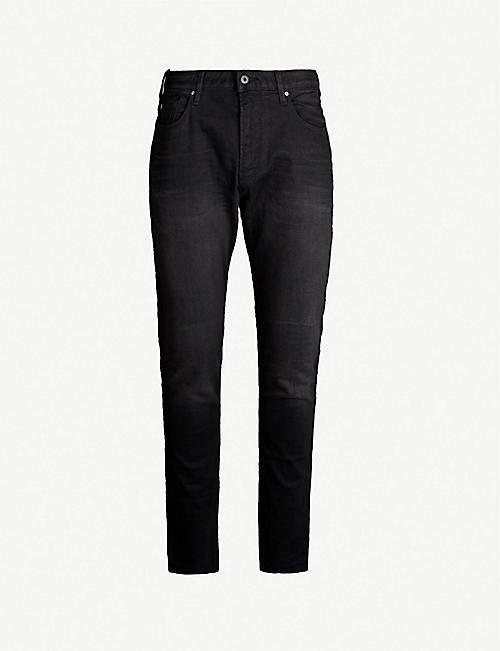 3a7ed7a5 Mens Designer Jeans - Distressed, Slim Jeans & more | Selfridges