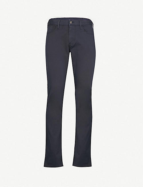 ed5ad645058c4 EMPORIO ARMANI - J06 slim-fit straight jeans