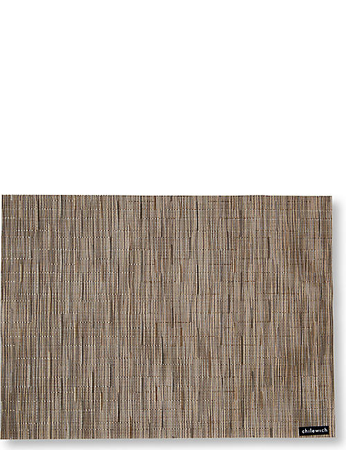 CHILEWICH: Bamboo placemat
