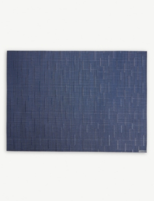 CHILEWICH Bamboo rectangular placemat 36x48cm