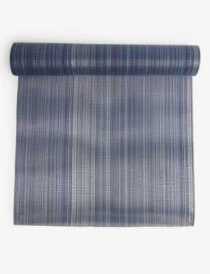 CHILEWICH Striped table runner 36x183cm