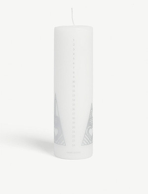 GEORG JENSEN Christmas advent candle 20cm