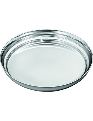 GEORG JENSEN: Manhattan stainless steel wine coaster