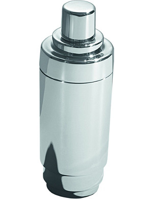 GEORG JENSEN Manhattan stainless steel cocktail shaker 0.75L