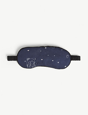 YOLKE The Lovers cotton eye mask