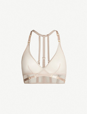 BORDELLE Art Deco tulle bra