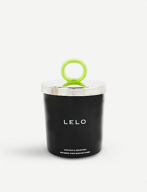 LELO Flickering Touch Massage Candle 150g