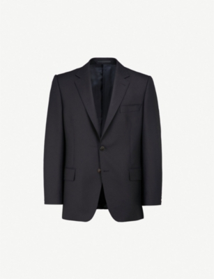 GIEVES & HAWKES Regular-fit wool jacket