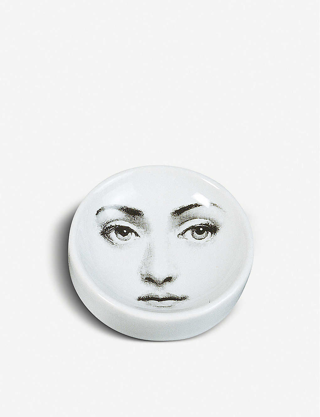 FORNASETTI: Themes and Variations round porcelain ashtray 12cm