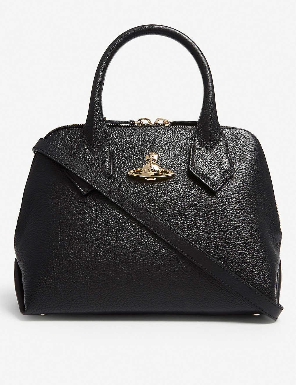 c2e6a4e567 VIVIENNE WESTWOOD - Balmoral small leather shoulder bag | Selfridges.com