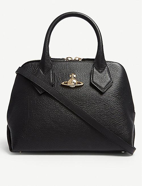 VIVIENNE WESTWOOD Balmoral small leather shoulder bag 9631bb3773077