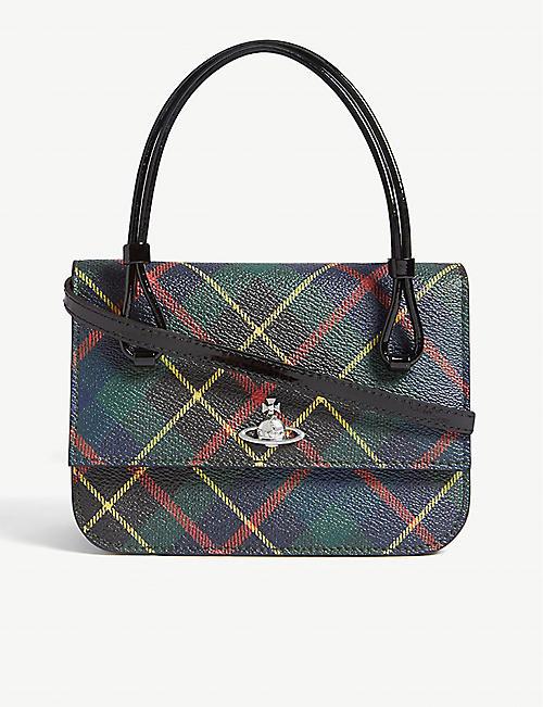 fb61f1f897d2 VIVIENNE WESTWOOD Edinburgh small shoulder bag