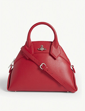 VIVIENNE WESTWOOD Windsor leather shoulder bag