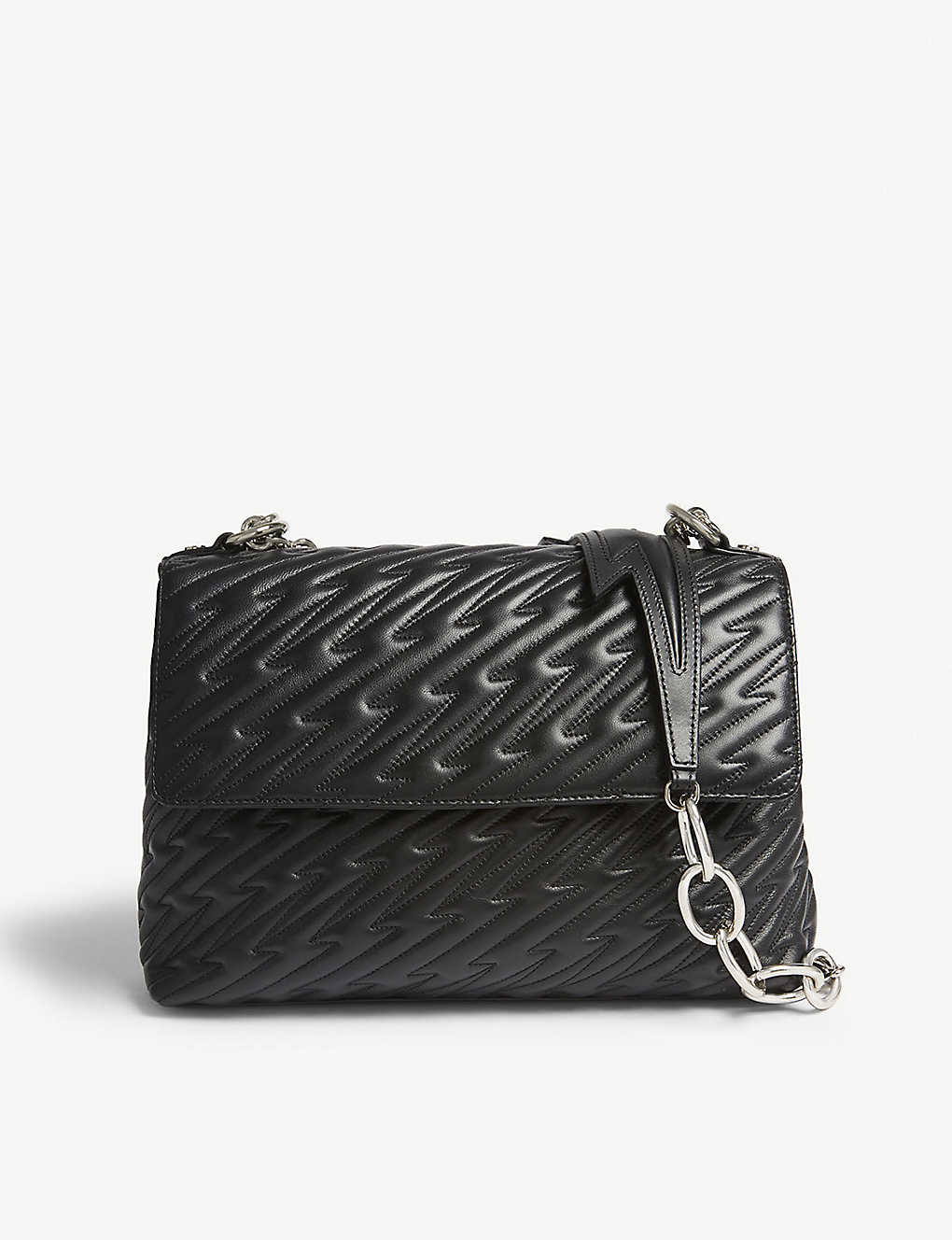 69a367b7d9 VIVIENNE WESTWOOD - Coventry large quilted leather shoulder bag ...