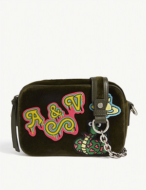 VIVIENNE WESTWOOD Bromley cross-body bag