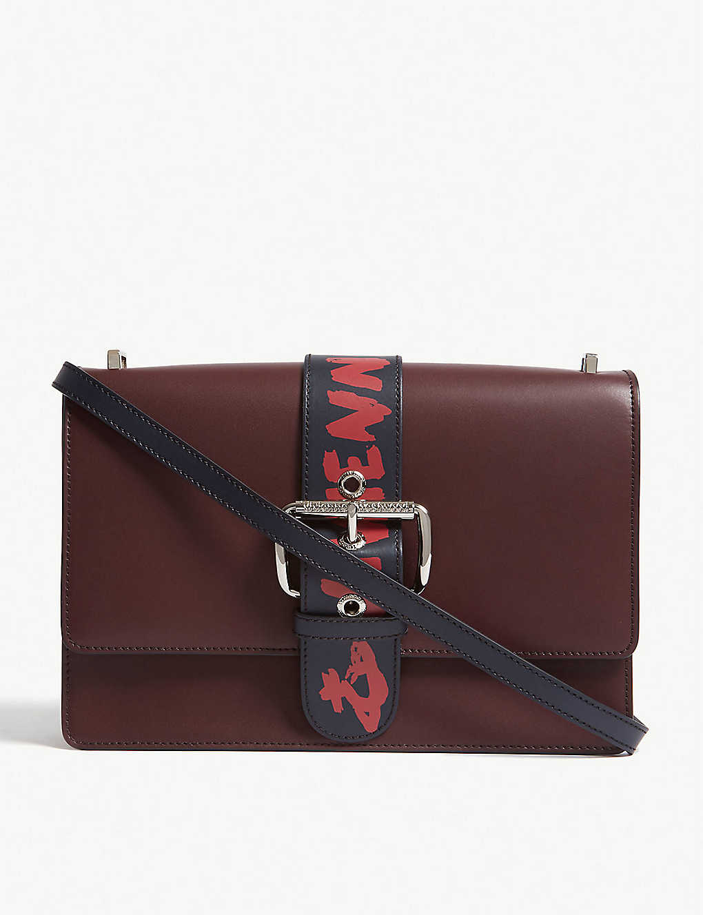 bcaf4df82e VIVIENNE WESTWOOD - Alex leather cross-body bag | Selfridges.com