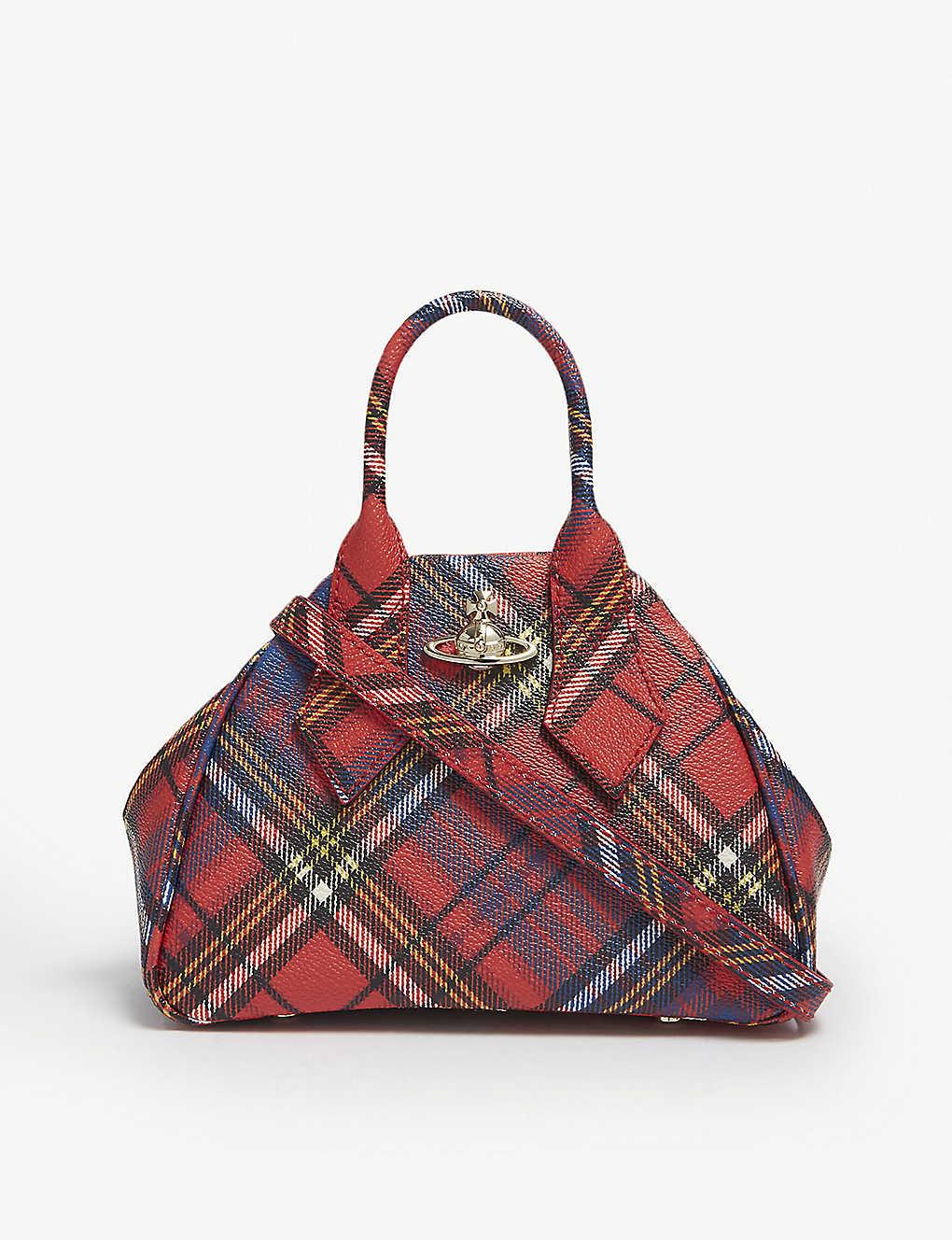 1389d9a1f5 VIVIENNE WESTWOOD - Yasmine derby handbag | Selfridges.com