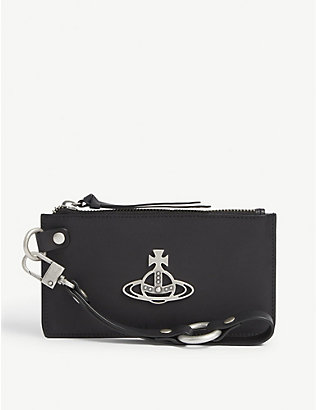 VIVIENNE WESTWOOD: Betty small leather purse