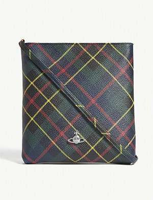 VIVIENNE WESTWOOD Derby cross-body bag