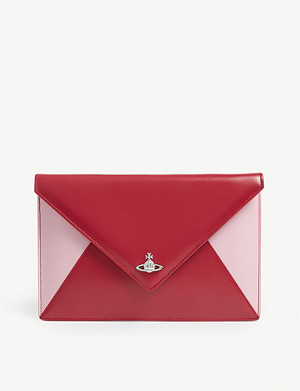 VIVIENNE WESTWOOD Private leather pouch