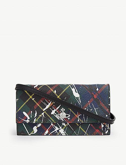 a982a87c78c0 VIVIENNE WESTWOOD - Derby phone cross-body bag
